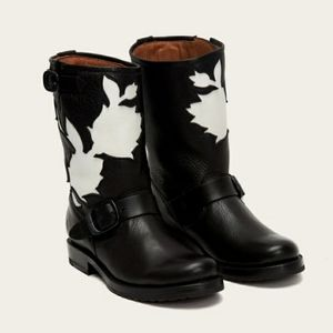 Frye Veronica Floral Boot